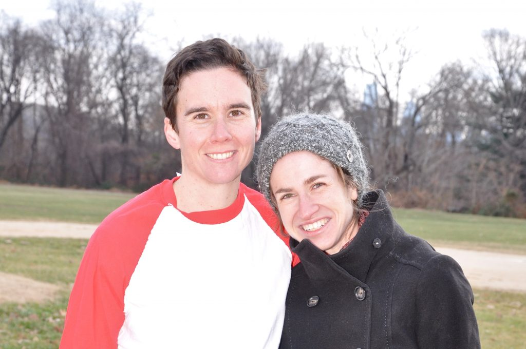 Lauren and Emily