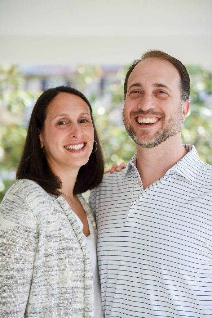 Jen & Peter