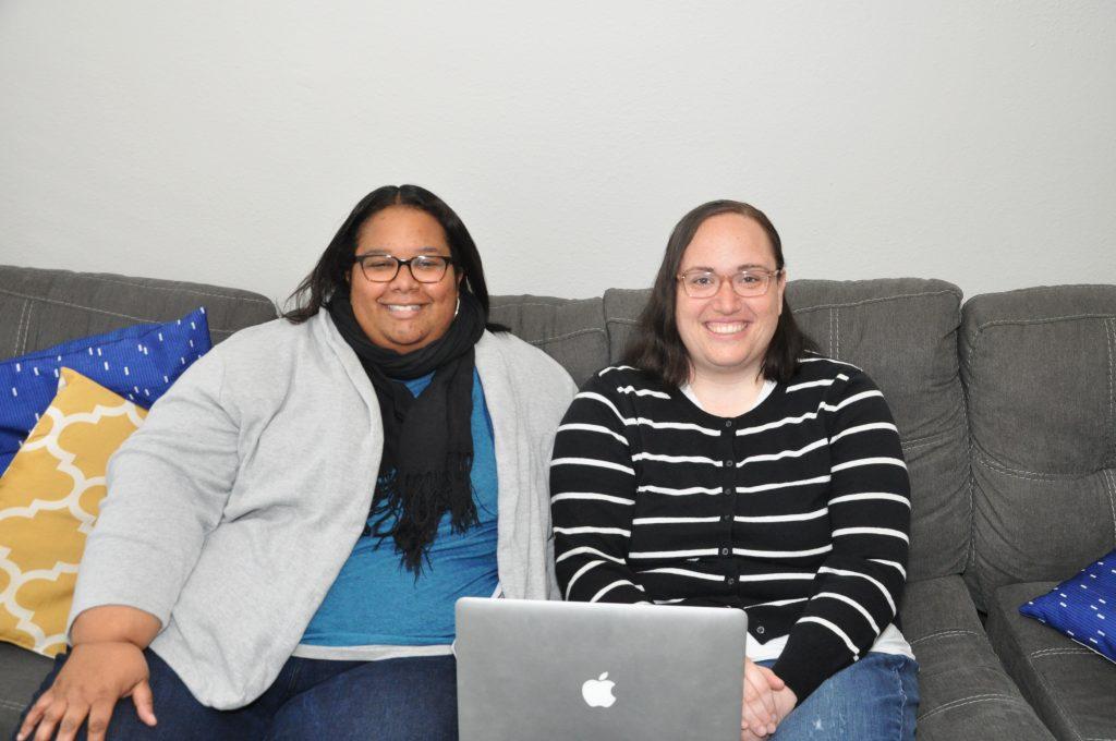 Lauren & Sandra