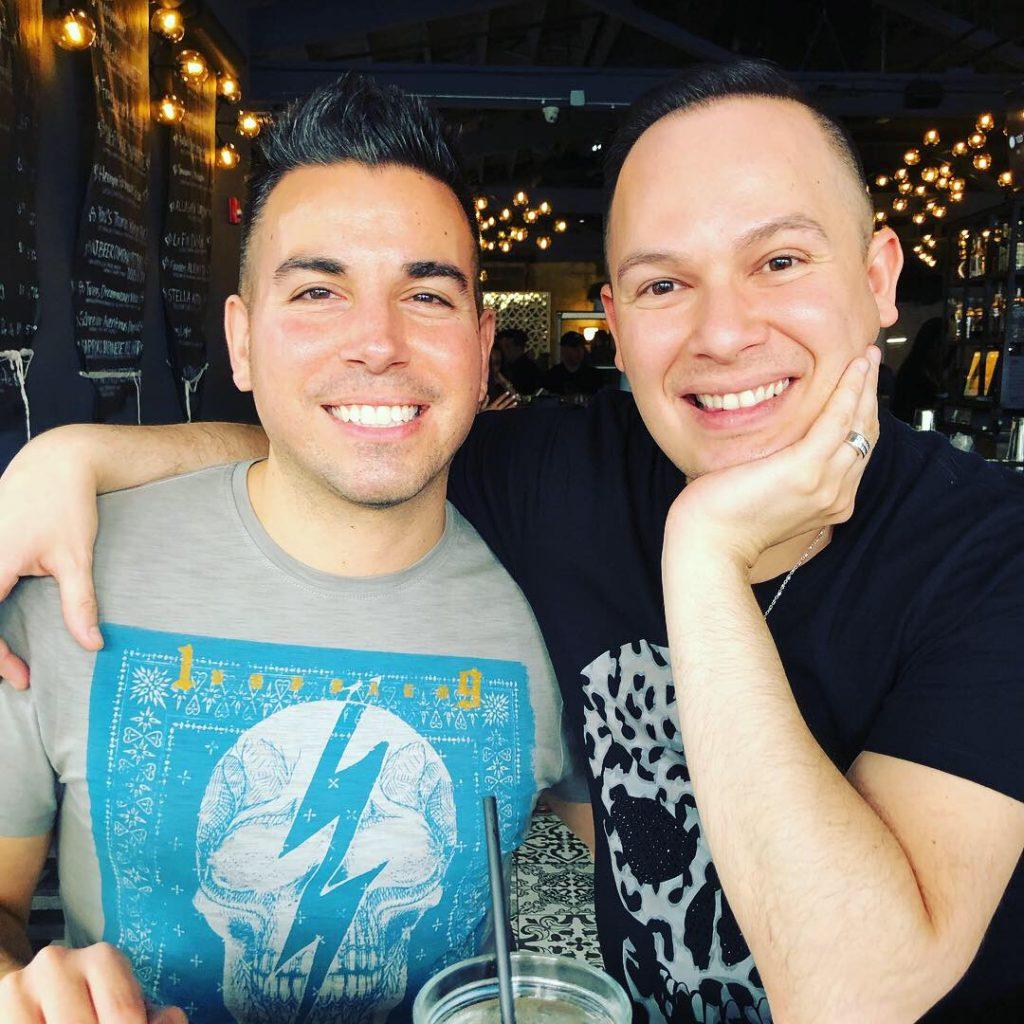 Alan & Sammy